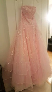 Beautiful Designer Gown $230