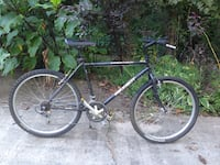black and gray mountain bike Kennesaw, 30144