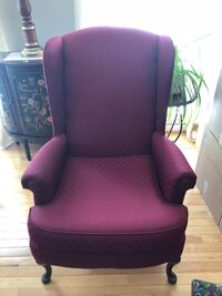 purple and black fabric chair Walkersville, 21793
