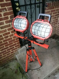 Halogen Work Lamps 51 km