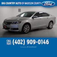 2017 Chevrolet Impala LT Madison, 68748