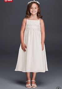 David's Bridal Flower Girl Dress / First Communion Bridgeport, 06604