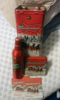 Budweiser Christmas Collection Temple