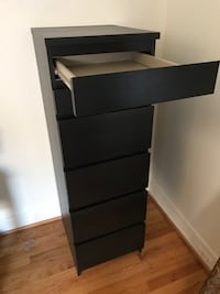 MALM 6-drawer dresser from IKEA Washington, 20007