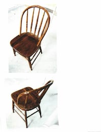 4 Dutch Antic Chairs Bradford West Gwillimbury