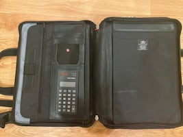 Swiss army brief case or computer bag