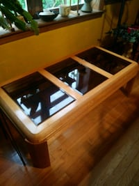 Glass coffee table and side tables Taunton, 02780