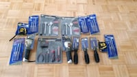 assorted color hand tool lot Toronto, M1P 4N3