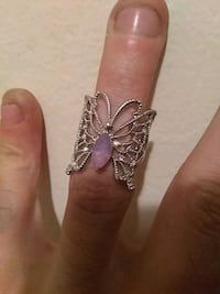 Butterfly ring Toronto, M1R 1P4