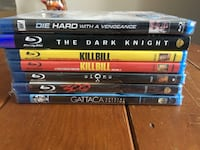 action movies. $50 for all Los Angeles, 91605
