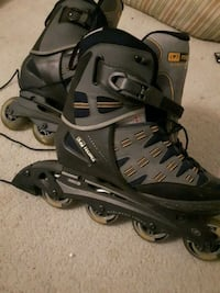 """Mens Roller blades-""""10.5-11""""/athletic Whitby, L1N 9E2"""