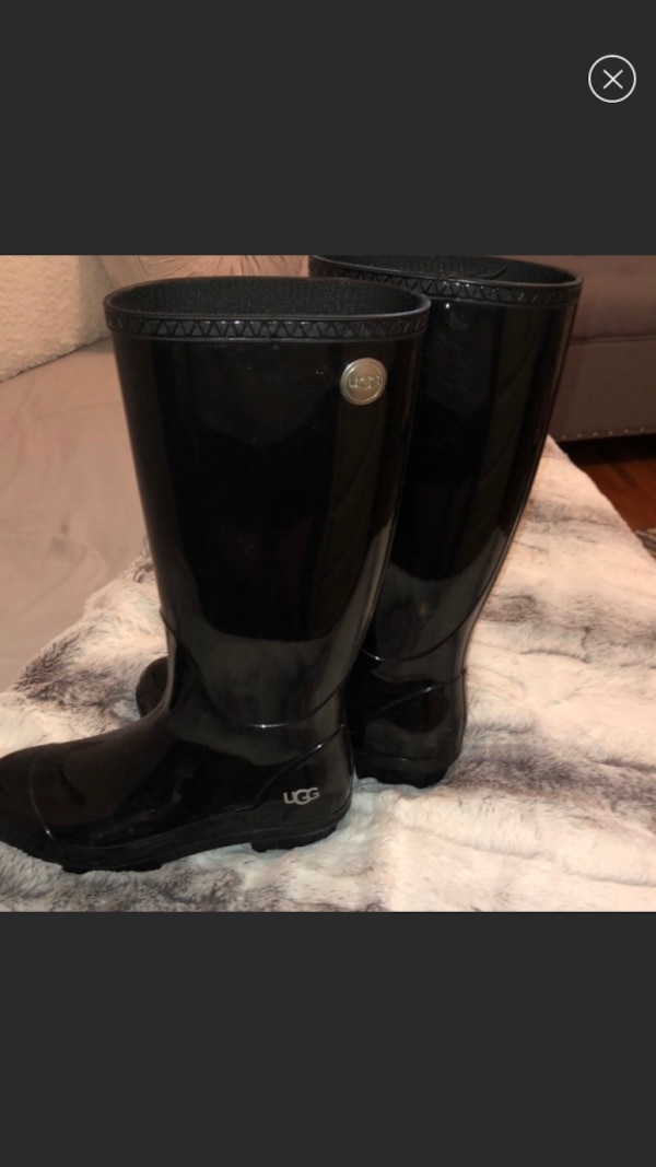 real deal online sale best place Ugg rain boots