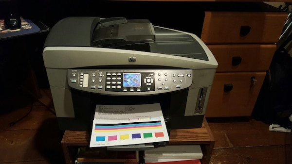 HP all-in-one printer 7310