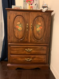 Antique furniture Pay What You Can Toronto, M5A