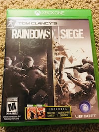 Rainbow Six Siege Xbox One  Lakewood, 80226