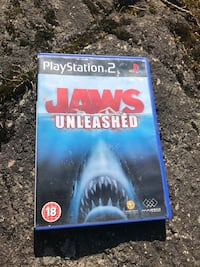 JAWS UNLEASHED PS2 (Specialutgåva)