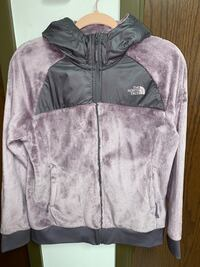 The North Face Women's Oso Hooded Fleece Jacket- Ashen Purple (Size M) Fort Campbell, 42223