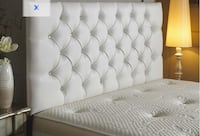 Brand new Diamond Tufted Queen Size Headboard Toronto, M3J 1L7