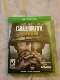 Call of duty WW2 Xbox Los Angeles, 90007