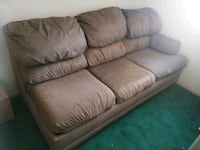 Sofabed queen this was used in a spare bedroom and slept on three time Las Vegas, 89120