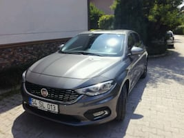 2016 Fiat Egea 1.6 E-Torq AT 110 HP LOUNGE