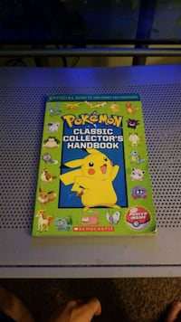 Pokemon Book Sacramento, 95826