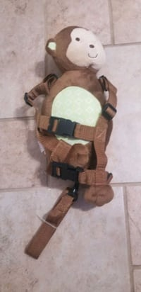child of mine baby toddler backpack harness  Williamsburg, 23185