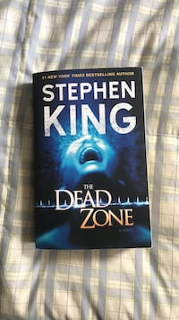 The Dead Zone by Stephen King Vaughan, L4L 7G9