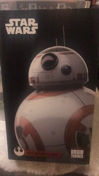 STAR WARS BB-8 APP-ENABLED DROID Includes Droid Trainer Brand New  Bridgeport, 06605