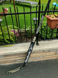 Goalie stick Reebok left side Toronto