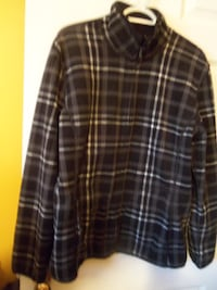 fleece jacket size large$10 Central Okanagan