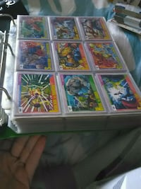 Collectable Advenger Cards plz read below Langley, V1M 2B5