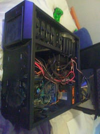 Cuatom built pc Carthage, 64836