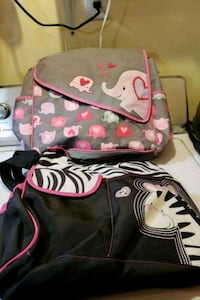 Two diaper bags  Harpers Ferry, 25425