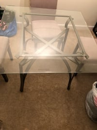 Glass Dining Room Table only  Hyattsville, 20782
