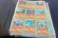 nine assorted Pokemon trading cards Gastonia, 28052