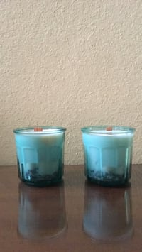 Soy Candles with Wooden Wick Rowlett, 75089