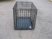 Dog crate with tray Nashville, 37211