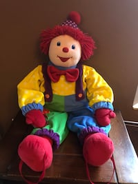 Gymboree Clown Toronto, M2M 2K2