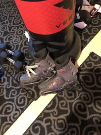 Roller Blades and safety accessories