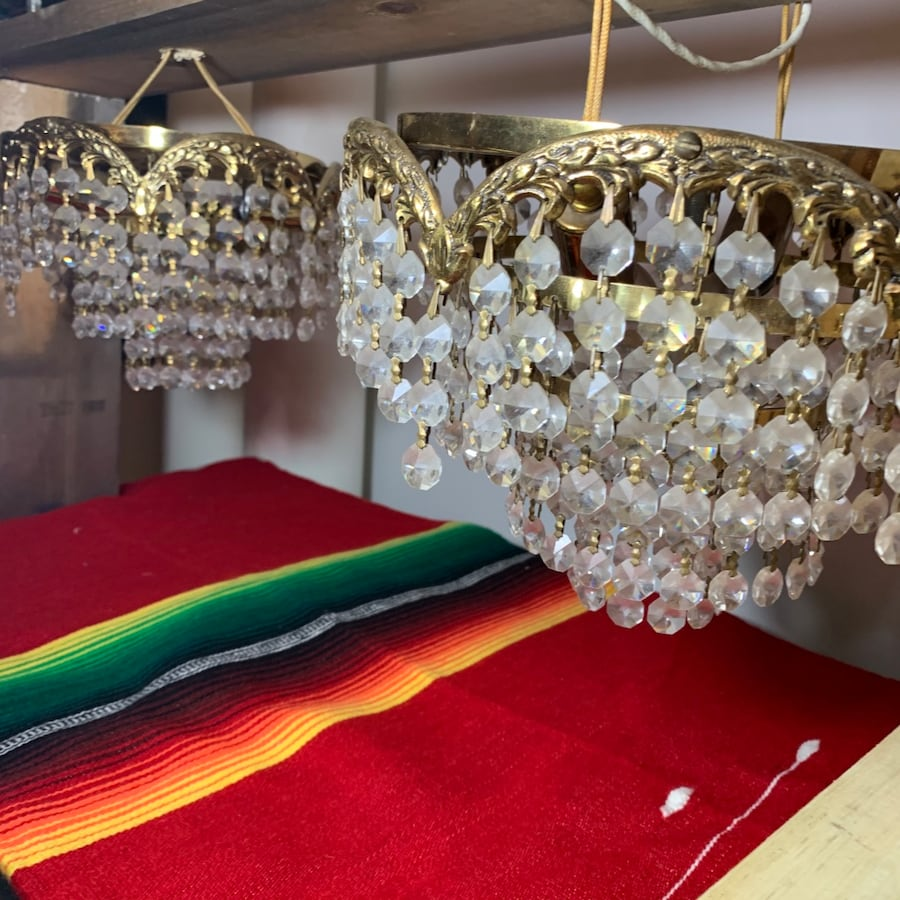 Choice of Antique Chandeliers