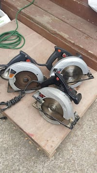2 circular saw   one sold Salem, 97303