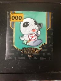 Limited Edition Retired Urf Figure Series 1 Dumfries
