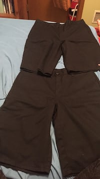 2 pairs of black 36 men dickies shorts. Shepherdsville, 40165