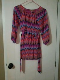 Girls Dress Size 7 New Iberia