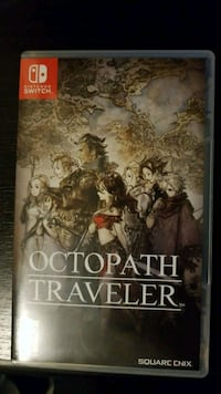 Octopath Traveler Nintendo Switch Queens, 11385