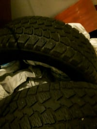 Winter tires for sale 195 60 16 1310 km