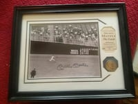 Highland Mint Mickey Mantle the catch autographed  Norwich, 06360