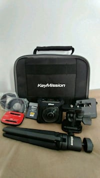 Nikon KeyMission 360° 4K Camera Kit Ottawa, K2C 0Z9