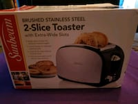 Sunbeam 2 slice toaster  Baltimore, 21206